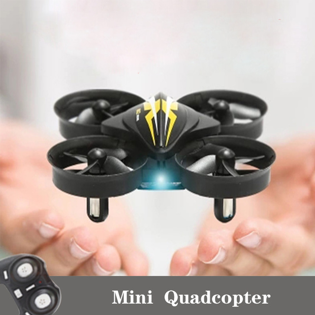 2.4G Mini RC Small Drone S22 Quadrocopter Elicoptero de Controle Remoto With One Key Return Headless Mode Toy For ChildrenRC Helicopters