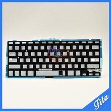 Замена A1466 Подсветки Клавиатуры Только для MacBook Air 13 «A1466 MD231 MD760 Подсветка подсветка Только 2012 2013 2014