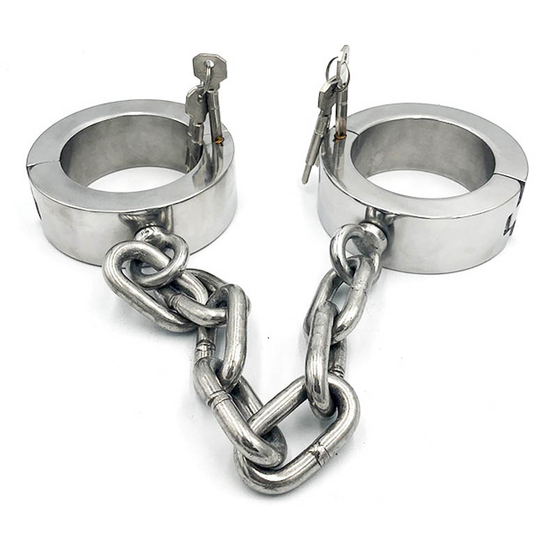 Cock shackles
