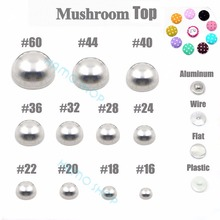 200Set/Lot #16 Aluminum Round Mushrooms Fabric Covered Cloth Button Cover Metal Jewelry Accessories Handmade DIY Free Shipping цена