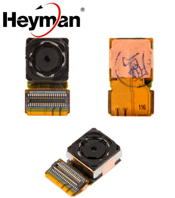 Heyman Camera Module For Sony Z Ultra XL39h C6802 C6806 C6833 Rear Facing Camera Module Flat Cable Replacement Part