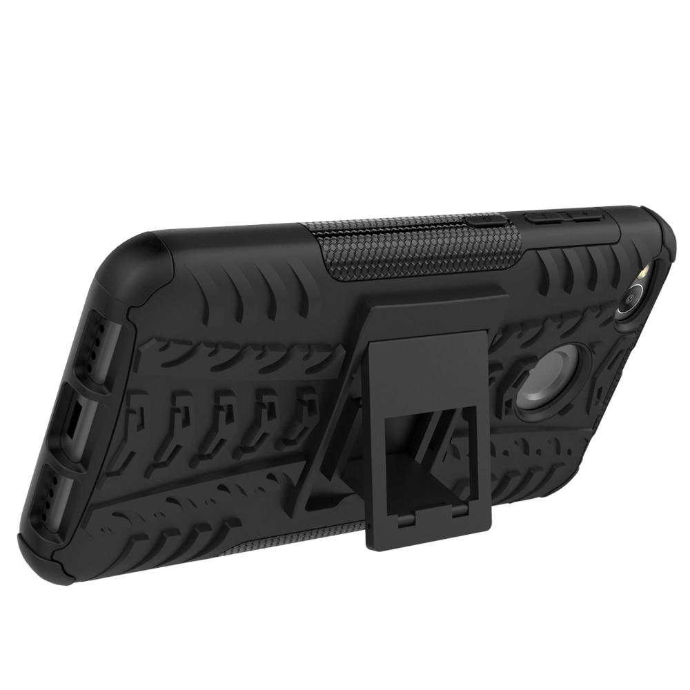 Hybrid TPU Armor Silikongummi hårt fodral för Xiaomi Redmi 4X hårt - Reservdelar och tillbehör för mobiltelefoner - Foto 5
