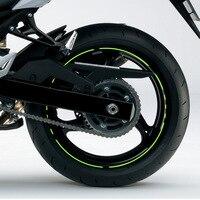 "sticker motorcycle 10"" 12"" 14"" 16"" 18"" Motorcycle Sticker Pegatinas Moto Strips Reflective Wheel Rim Adesivi Moto For Honda Yamaha Kawasaki Suzuki (4)"