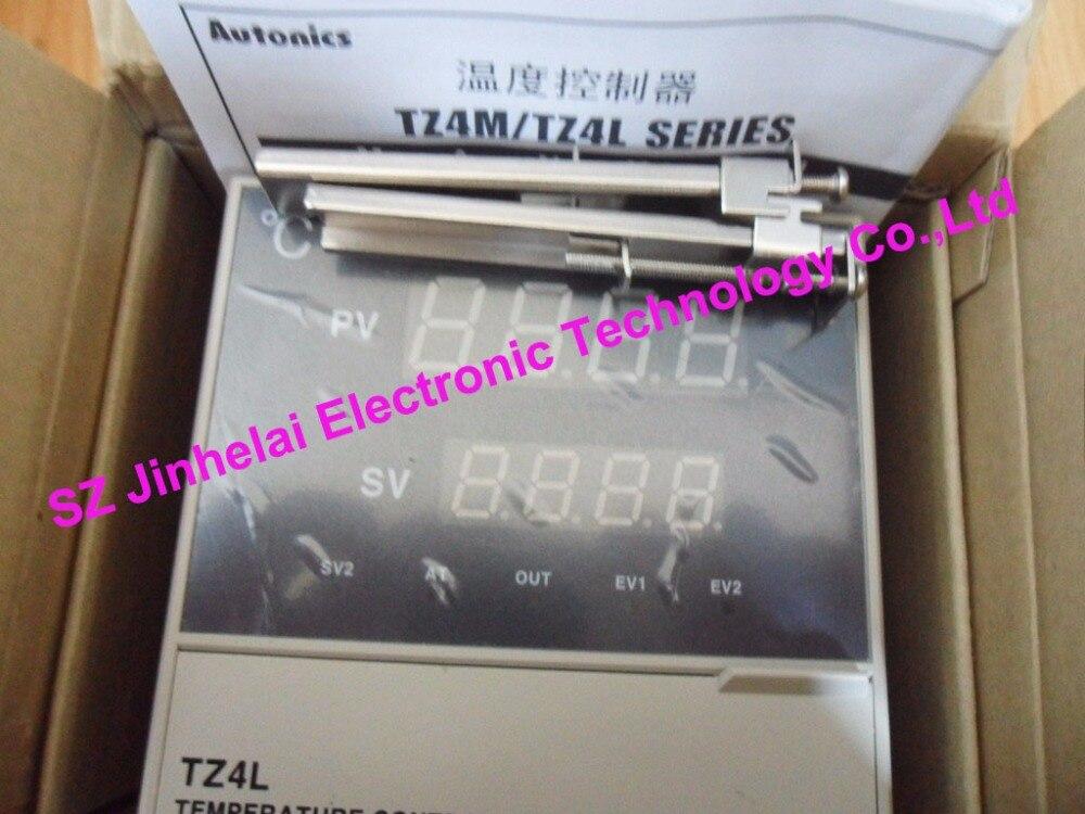 New and original  TZ4L-14S   AUTONICS 100-240VAC Temperature controller 100% new and original tz4l 14c autonics temperature controller
