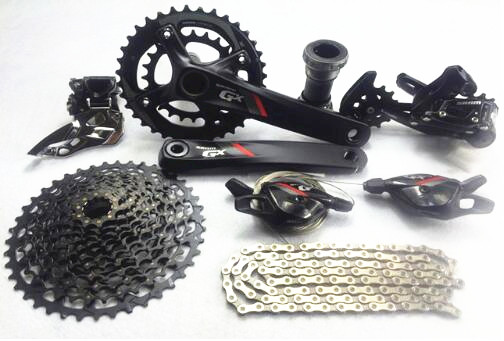 Cassettes, Freewheels & Cogs Ztto Mtb Mountain Bike 9speed 11-36t Freewheel Cassette Flywheel Bicycle Parts Fragrant Aroma