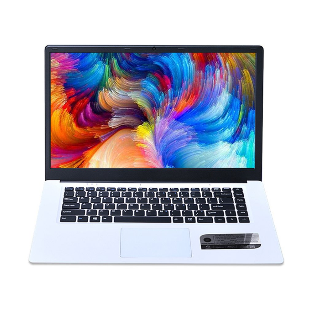 A10 ultra-thin laptop Notebook 15.6 inch Intel Z8350 Quad Core 4G 64G student business office Portable computer(China)