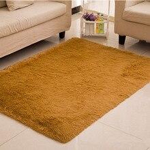 Inicio sala de estar/dormitorio carpet moderno suave antideslizante 39.37*62.992/100*160*80 cm 200 cm rosa de color verde caqui