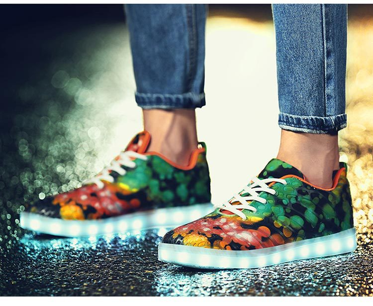 Led Sneakers Mistery 8