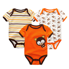 Great Value 3PCS/LOT Baby Onesies