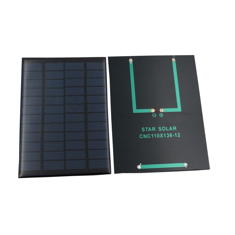 Battery Charger Small Led Lamp Based Solar Cell Photovoltaic