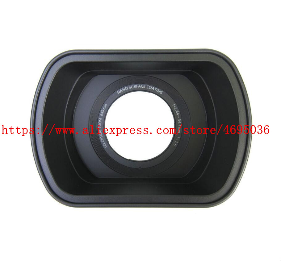 New Authentic Camera Lens Protector Hood VYK5Y56 For Panasonic HC-MDH2 MDH2 AG-AC90A AG-AC90 AC90New Authentic Camera Lens Protector Hood VYK5Y56 For Panasonic HC-MDH2 MDH2 AG-AC90A AG-AC90 AC90