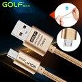ГОЛЬФ Марка Micro USB Chargering Синхронизации Данных Кабель Для Huawei Mediapad T1 10 T1-A21W T1-A23L Honor Примечание 9.6 Таблетки Батареи заряда