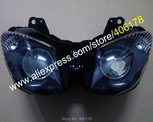 Hot Sales,Headlamp Headlight For Kawasaki Ninja ZX-6R ZX6R 2009 2010 2011 2012 or ZX10R ZX-10R 2008 2009 2010 Head Light Lamp