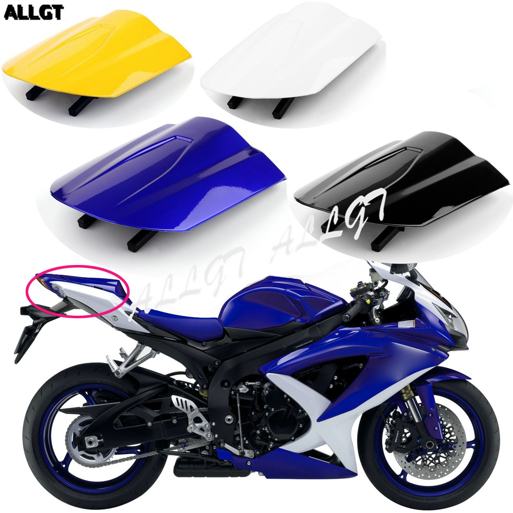 Rear seat cover cowl for <font><b>Suzuki</b></font> <font><b>GSXR</b></font> <font><b>600</b></font> 750 K8 <font><b>2008</b></font> 2009 Injection Mold fairing image