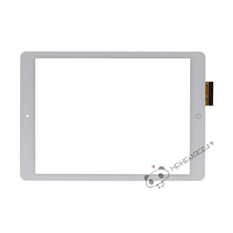 New 9.7 Inch Touch Screen Digitizer Glass Sensor Panel For Wolder miTab Houston Free Shipping new touch screen 10 1inch for wolder amsterdam vermont touch panel digitizer glass sensor replacement free shipping