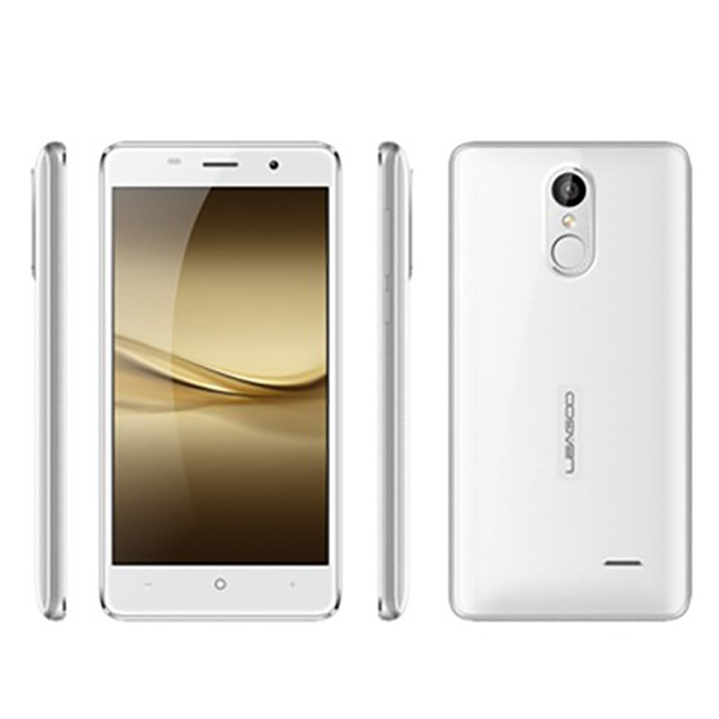 Оригинал leagoo m5 mt6580a смартфон четырехъядерный мобильный телефон 5.0 дюймов 2 гб ram, 16 гб rom 6.0 андроид мобильный телефон с отпечатков пальцев идентификатор