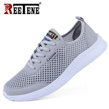 REETENE Size 35-50 Men Casual Shoes Spring Summer Fashion Men'S Sneakers Outdoor