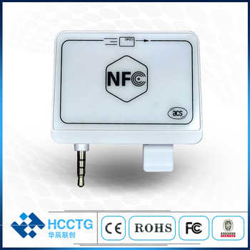 NFC オーディオジャック磁気カードリーダー/携帯電話クレジットカードリーダー無料の sdk
