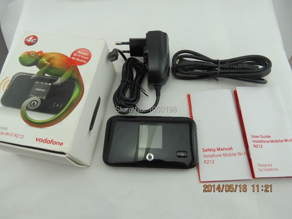 Routeur MiFi Vodafone R212 LTE