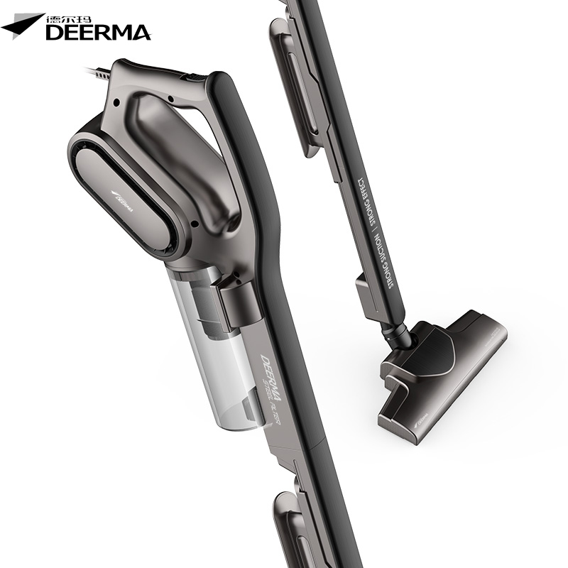 DEERMA Hand Held Vacuum Cleaner Household Strength Dust ...