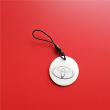 RFID 125Khz T5577 Card Read Rewriteable Token Tag Keyfobs Keychains Proximity Access Control Writable Rewrite