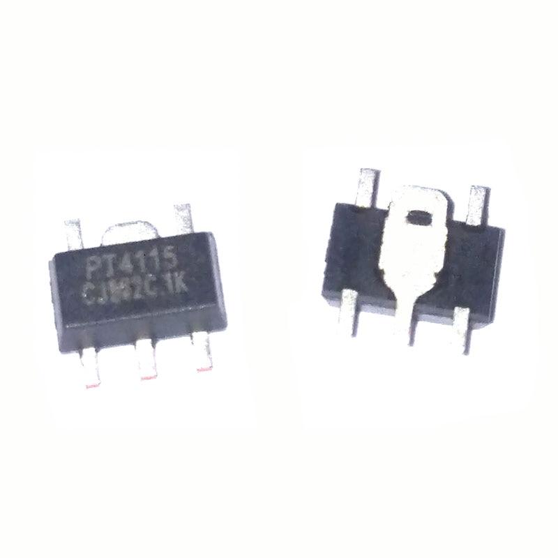 M74HC4511B1 74HC4511 DIP16 STMicroelectronics Lot of 25 pcs
