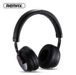 REMAX-500HB Wireless Music Bluetooth Headset with HD Microphone Noise Reduction Cancel High Fidelity Sound 3D Stereo