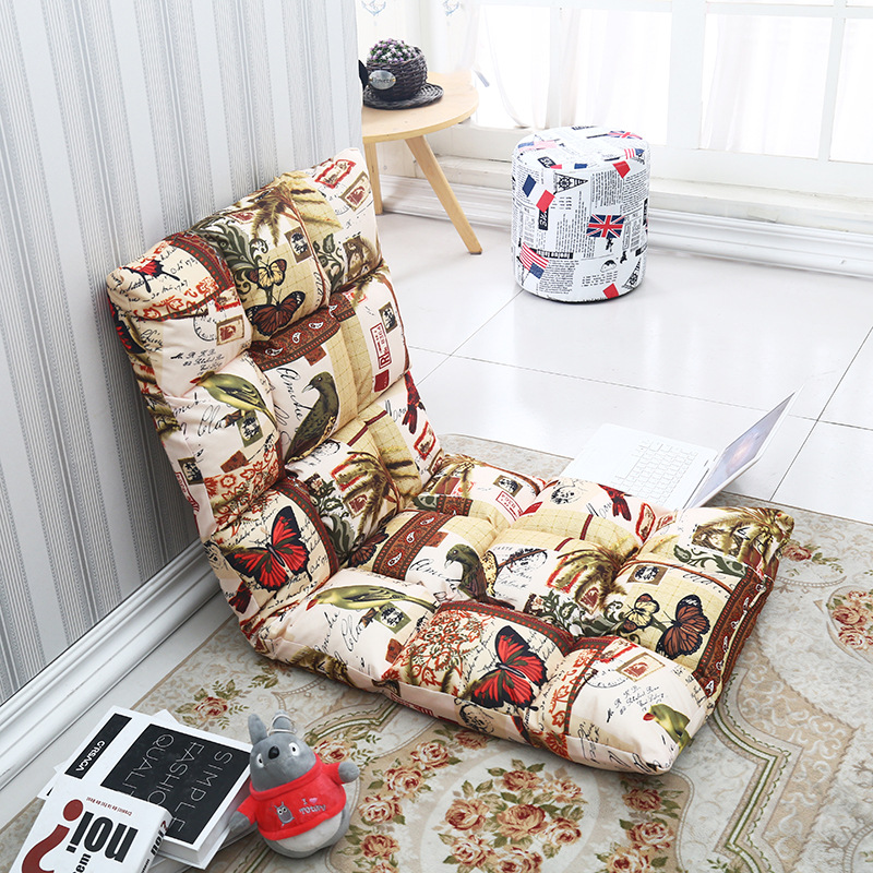 Sofa Chair Single Tatami Japanese Folding Sofa Bed Chair