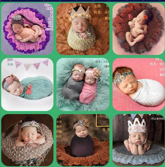 newborn photography props baby sets fotografie achtergronden for infant Hand-woven props Cashmere Wrap Cloth with headbands flagnewborn photography props baby sets fotografie achtergronden for infant Hand-woven props Cashmere Wrap Cloth with headbands flag
