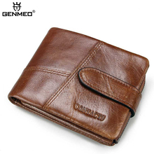 New Arrival Genuine Leather Wallets Men Cow Leather Clutch Bag Big Capacity Real Leather Credit Card Holder Female Purse Bolsa mara s dream 2017 new genuine cow leather long wallet men real leather clutch wallets casual men s billfold card checkbook