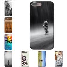 Bike Bicycle Cycling For Galaxy A3 A5 A6 A7 A8 A9 C7 J1 J2 J5 J6 J7 Core Plus Star Duo Max 2016 2017 2018 Cute Phone Case(China)