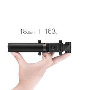 Image 4 - 원래 화웨이 명예 AF15/프로 블루투스 Selfie 스틱 삼각대 휴대용 무선 제어 Monopod 핸드 헬드 iOS/화웨이/Xiaomi