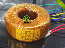 HIFIBOY copper enamel wire toroidal transformer(Ring transformer) power amplifier dedicated transformer200w Output 26V17V14V