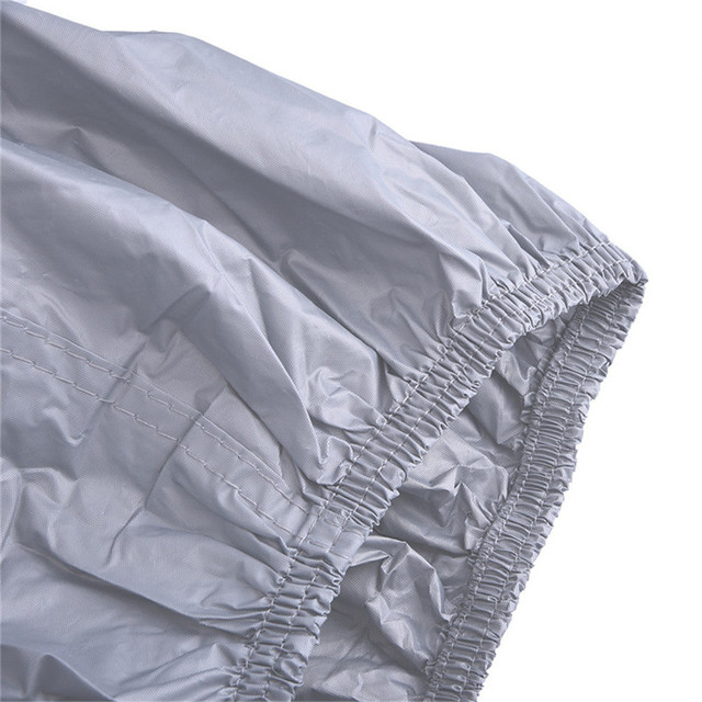 Car covers Size M/L Waterproof Full Car Cover Sun UV Snow Dust Rain Resistant Protection Gray