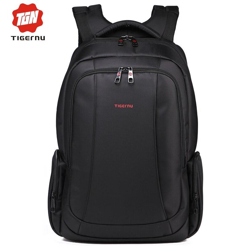 2017 Tigernu Women Backpacks Mochilas Male Back Pack Black Waterproof Daily 15 6 Inch font b