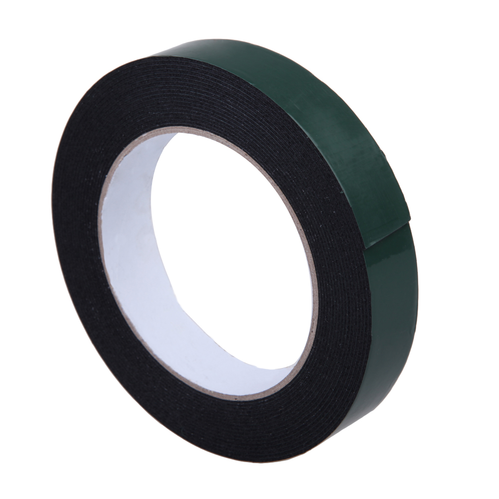 Strong sponge rubber 5M Auto Acrylic Foam Double Sided Faced Attachment Adhesive Tape 20mm Screen dust maintenance Tape BS miaogy 5 rolls 6mm 25m strong pet double sided adhesive tape for auto car abs plastic panel battery glass bond
