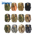 Cool Men Waterproof Military Army Tactics Multifunction Phone package Running Riding Sports Waist Bag bolsa deporte
