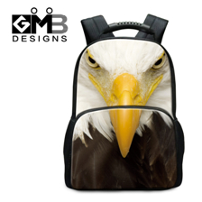 Women Backpack 2016 Newest Stylish Cool Black PU Leather Owl Backpack Female Hot Sale Women Bag In Stock Fast Shipping