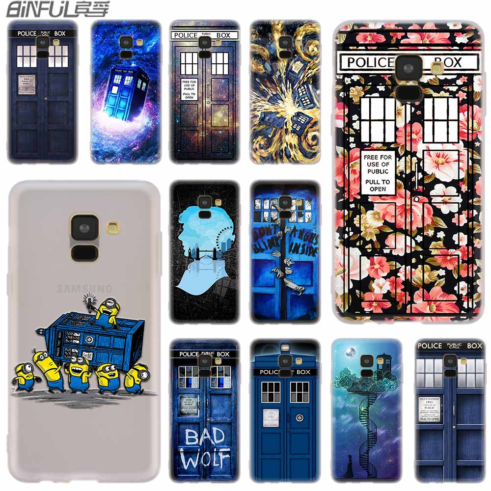 2018 A3 A5 A7 A9 2018 A8s A6s Hard Back Phone Case Terrific Value A8 A8 Floral Telephone Box Doctor Who Cases Cover For Samsung Galaxy A6 A6