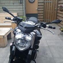 Universal Motorcycle Mirror CNC Side Rearview For Suzuki Katana Bandit Hayabusa Kawasaki Z750 Z800 KTM Honda BMW Ducadi Yamaha
