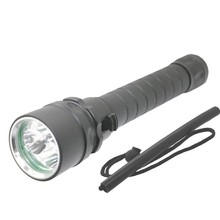 Diving LED Flashlight 18650 Underwater lights 3X XML L2 6000Lumen LED Torch 100M Waterproof LED Flash Light lanterna with 18650
