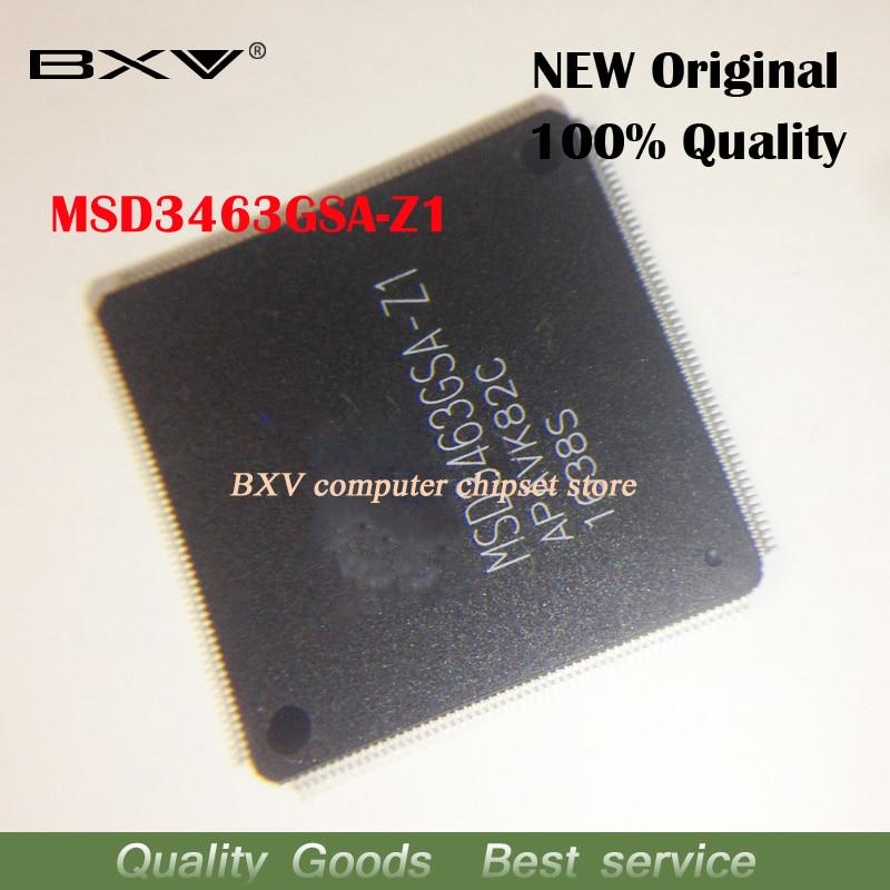1pcs MSD3463GSA MSD3463GSA-Z1 MSD3463 QFP-216 TQFP216 new1pcs MSD3463GSA MSD3463GSA-Z1 MSD3463 QFP-216 TQFP216 new