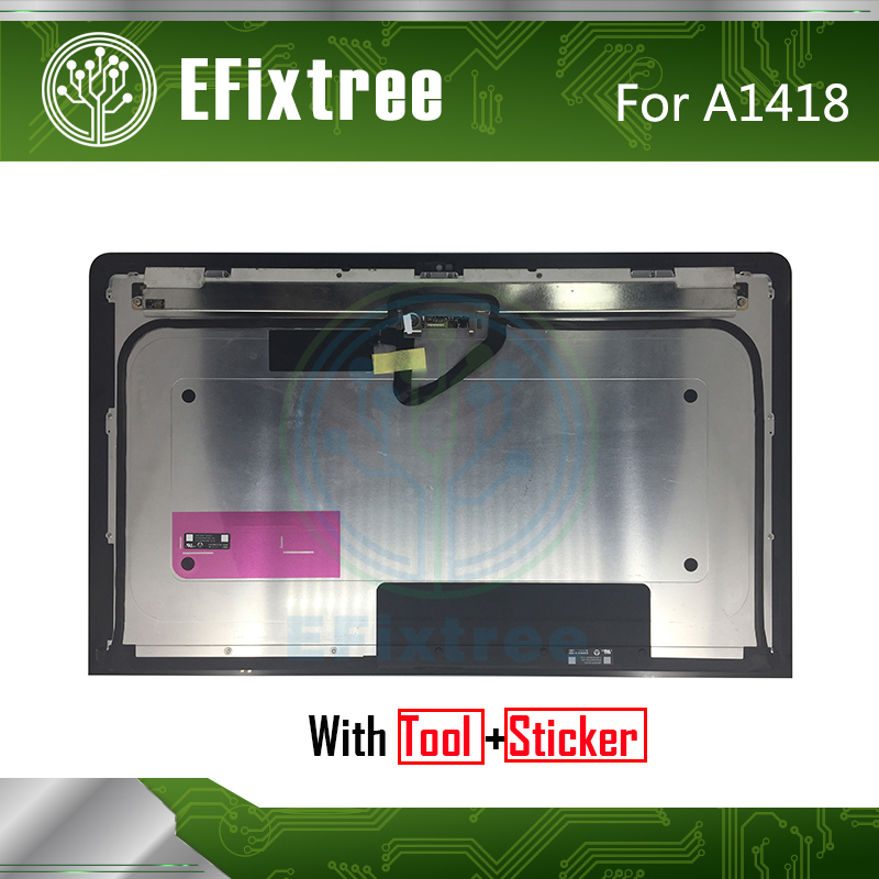 NEW LM215WF3 SD D1 D2 D3 D4 D5 For iMac 21.5 A1418 LCD Display LCD Screen Assembly With Front Glass 2012 2013 2014 2015 Year