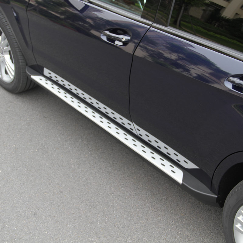 Aluminium side step nerf bar running board suitable for for Mercedes benz spare parts price list