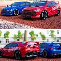 Hot Sales!!!2.4G RC Car 4WD Drift Speed Racing Car Evolution X 4 Channel RC Racing Car 30KM/H High Speed Drift Racing Car