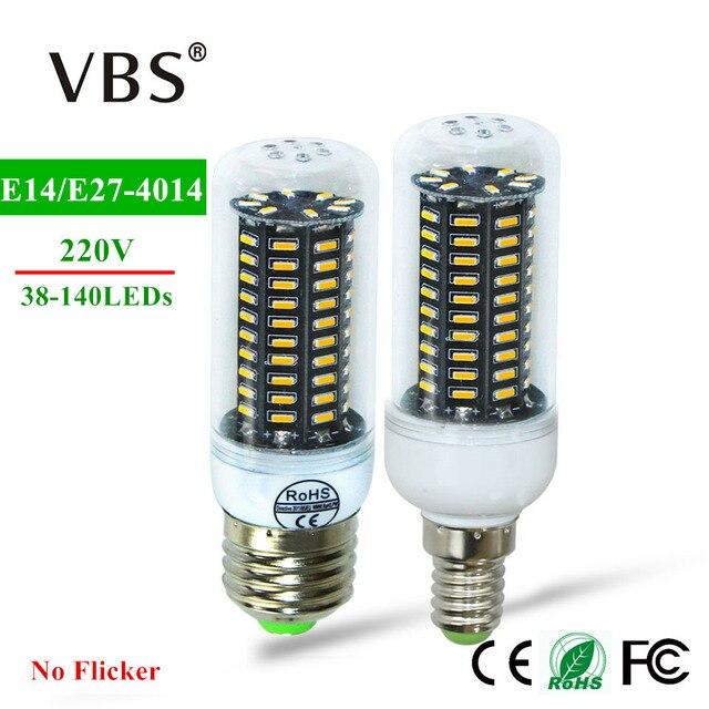 Energy-Saving Led Corn Bulb 220V E27 E14 SMD 4014 High lumen Led Spotlight 250lm 330lm 450lm 500lm 800lm Long LifeSpan LED Light