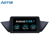 Aotsr 8 '' inch touch Screen Quad Core Android 7.1 Car DVD Player GPS navigation For BMW X1 E84 2009 2013 multimedia stereo unit