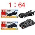 2 Pçs/lote Filme Batman Dark Knight Batmobile Tomica Tomy Liga Modelo de Carro de Brinquedo quarto Colletibles Tumbler Carro Carro Brinquedos Livre grátis