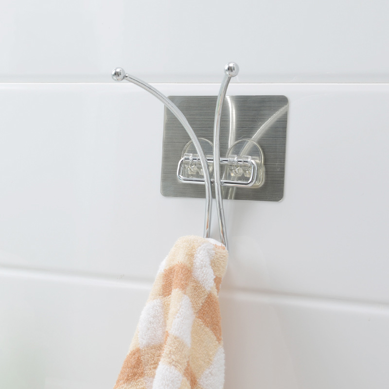 Stainless steel robe hook wall hanger decorative metal coat hooks chrome  finish clothes hook for towel. Compare Prices on Decorative Clothes Hanger  Online Shopping Buy