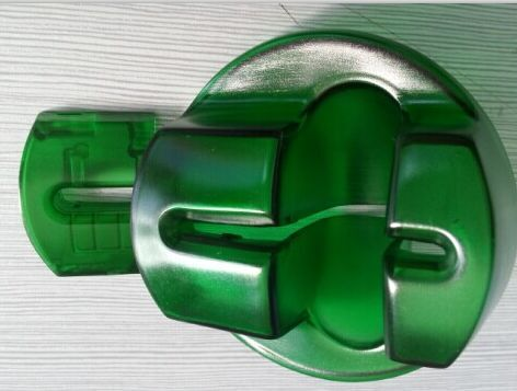 NCR Green Piece ATM Bezel with Small Part inside ATM Parts Fits Anti Skimmer Skimming Device